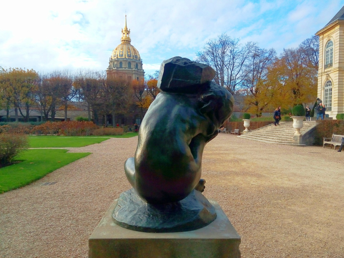 Thinking Out Loud, Musée Rodin